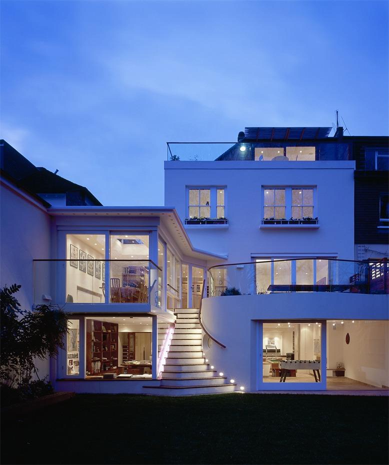 Jeff Kahane House With Basement Hampstead